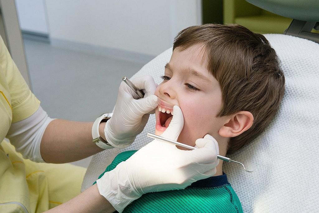 Child Tooth Pain Pediatric Dentistry in Gainesville, FL