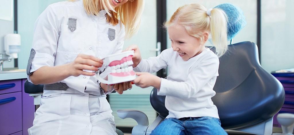Children at the Dentist